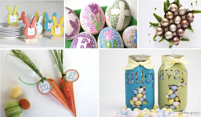 My Favorite DIY Easter Craft Ideas