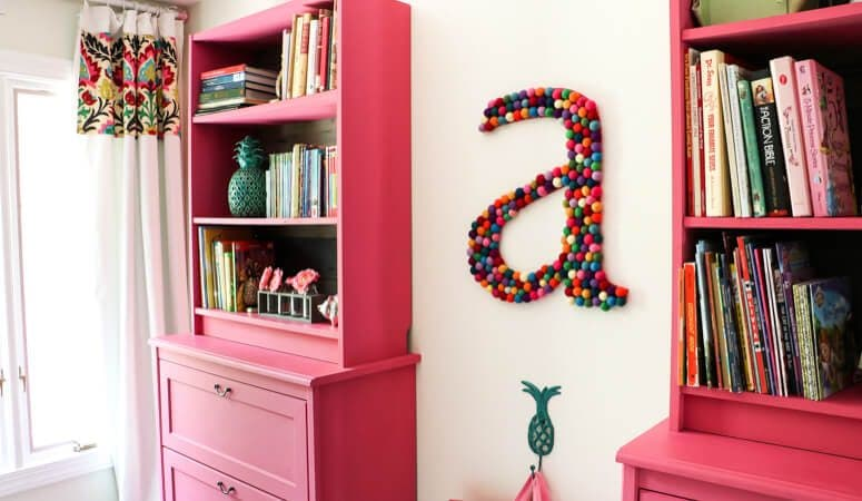 Ikea billy bookcase hack for loads of storage and style - Eclairage bibliotheque ikea ...