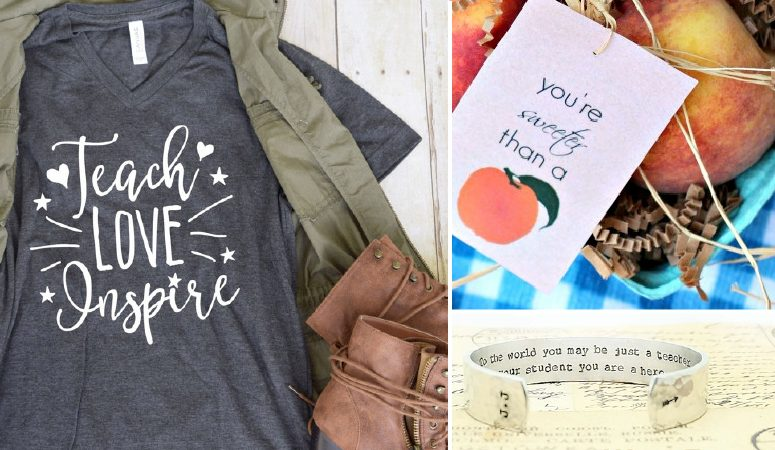 Best Teacher Gifts (That They Will Actually Love!)