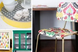 14 Amazing Mod Podge Projects Anyone Can Do!
