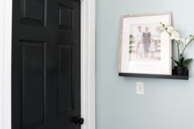 Black Interior Doors – High Impact, Low Cost Update