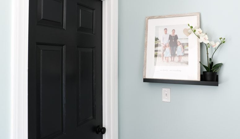Black Interior Doors – High Impact, Low Cost Update