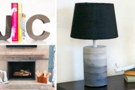 The Coolest DIY Concrete Projects Out There