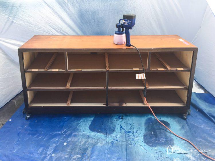 DIY Furniture Restoration Tutorial Designer Trapped In A - Furniture restoration