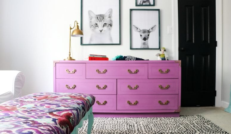 DIY Furniture Restoration Tutorial