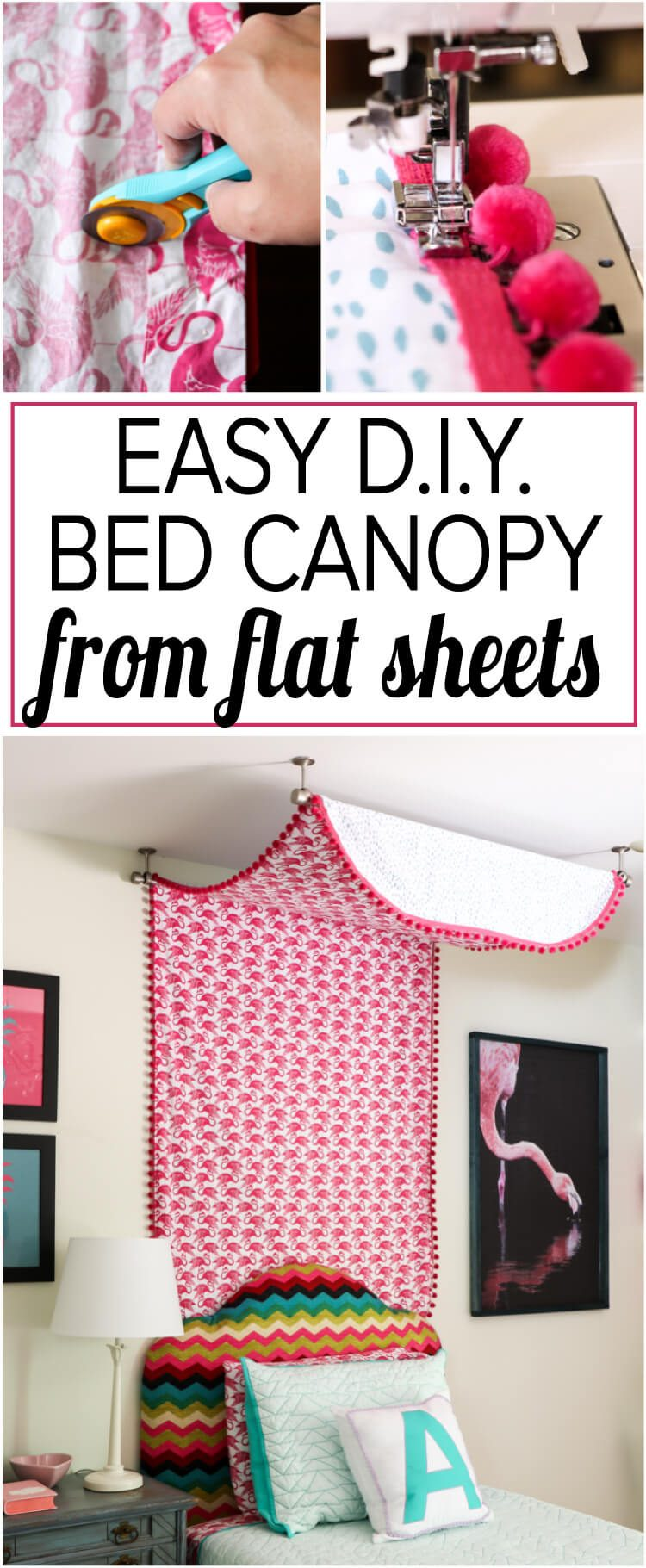 how to keep sheets on bed diy