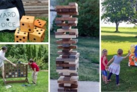 The Best DIY Outside Games and Fun for Summer!