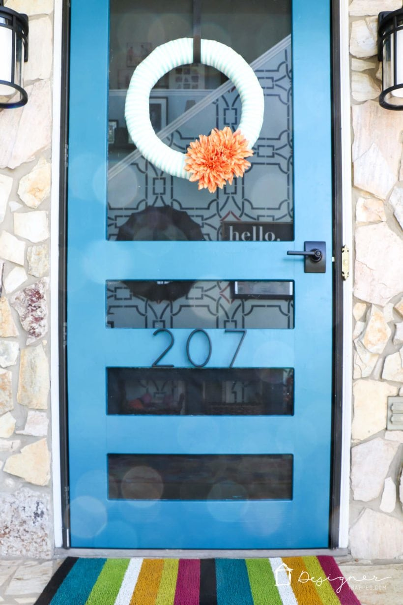 Diy Screen Door Tutorial Free Plans
