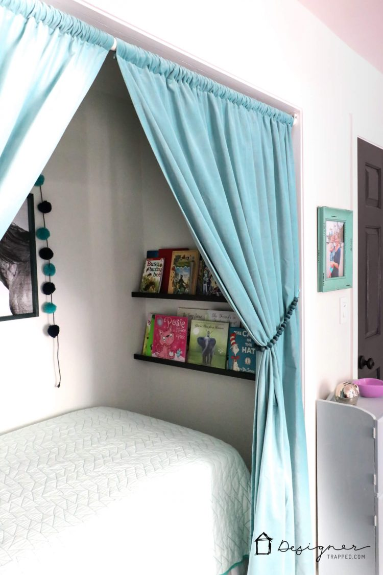 OMG, What Kid Wouldnu0027t Love This Cozy Bed Nook?! Learn All