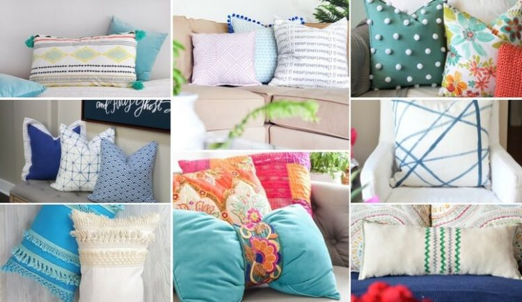 Cute Throw Pillows That You Can Diy Or Buy Designer Trapped