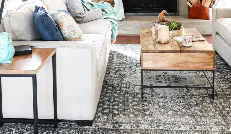 How To Choose A Rug Placement Size Guide