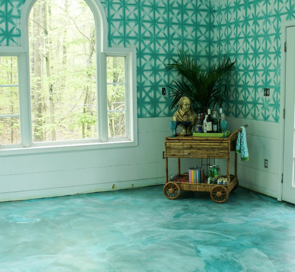16 Gorgeous But Cheap Flooring Ideas | Designer Trapped in a ...
