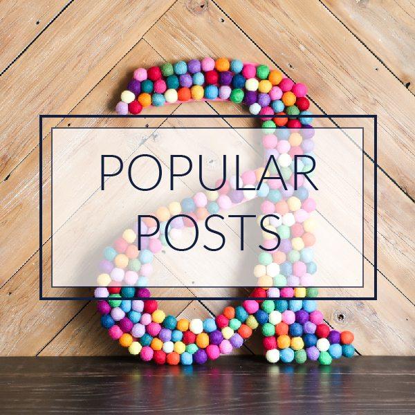 Most Popular Posts