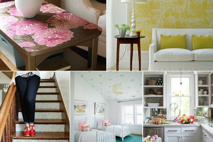 Unexpected Wallpaper Ideas We Love