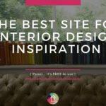 My favorite way to find interior design inspiration! #interiordesignideas #interiordesign