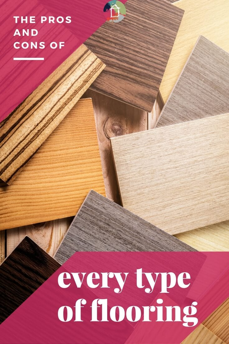 the pros cons of flooring types how to choose