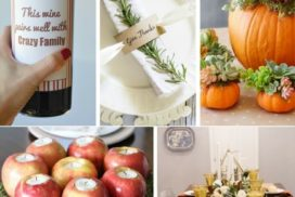 15 Thanksgiving Ideas Sure to Inspire You!