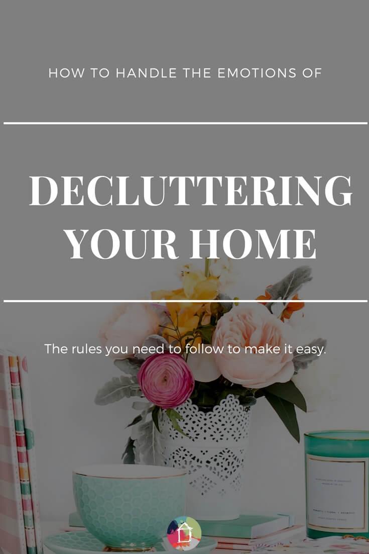 decluttering your home working through emotions designer trapped. Black Bedroom Furniture Sets. Home Design Ideas