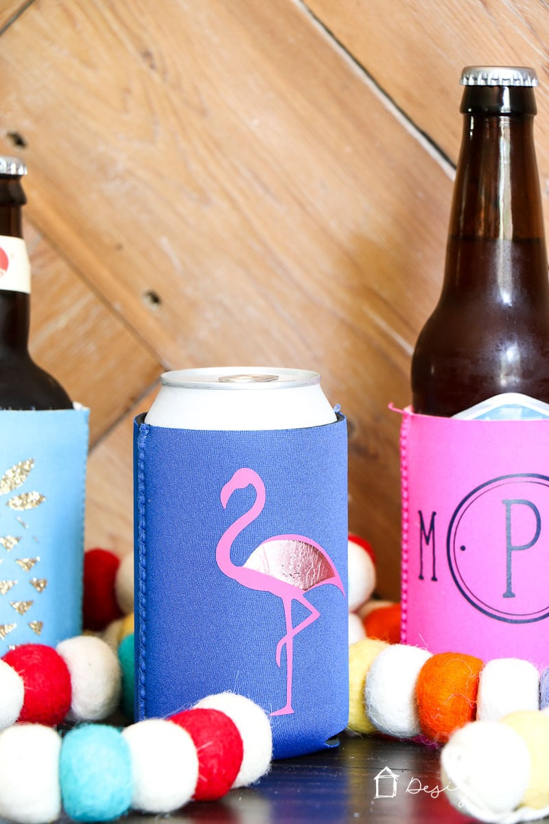 diy personalized koozies are fun to create and make awesome gifts follow this easy