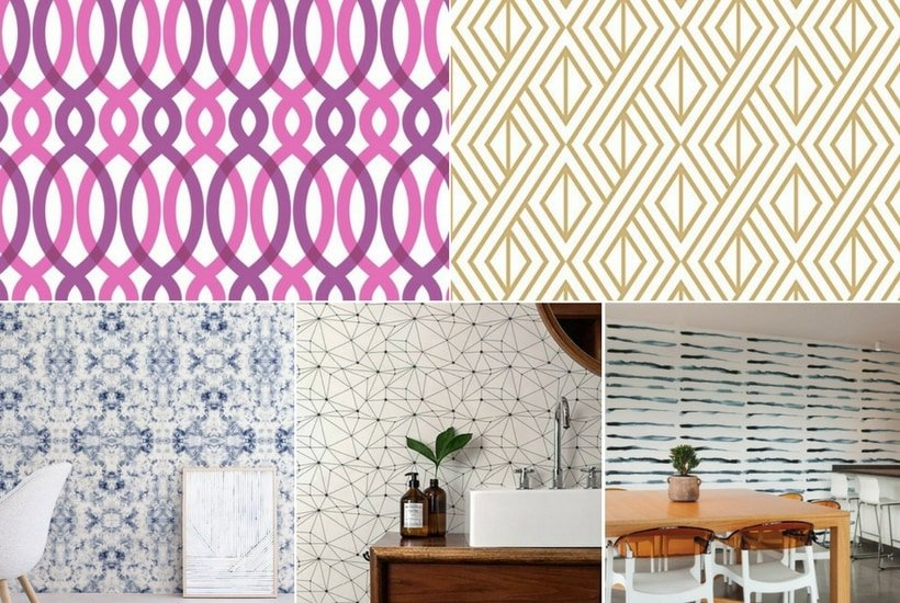 Fun and Stylish Temporary Wallpaper Options