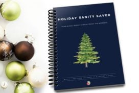 FREE Holiday Planner for You!