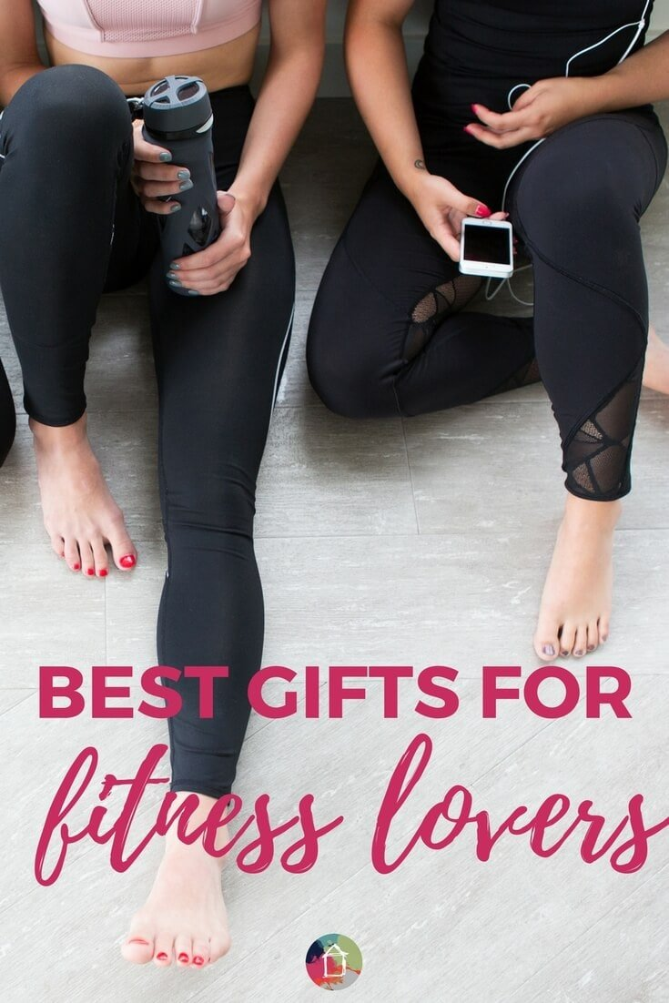 Need fitness gifts for the fitness lover in your life? Look no further! These fitness gift ideas are the best out there.