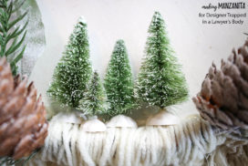 DIY Winter Wreath, Boho Style!