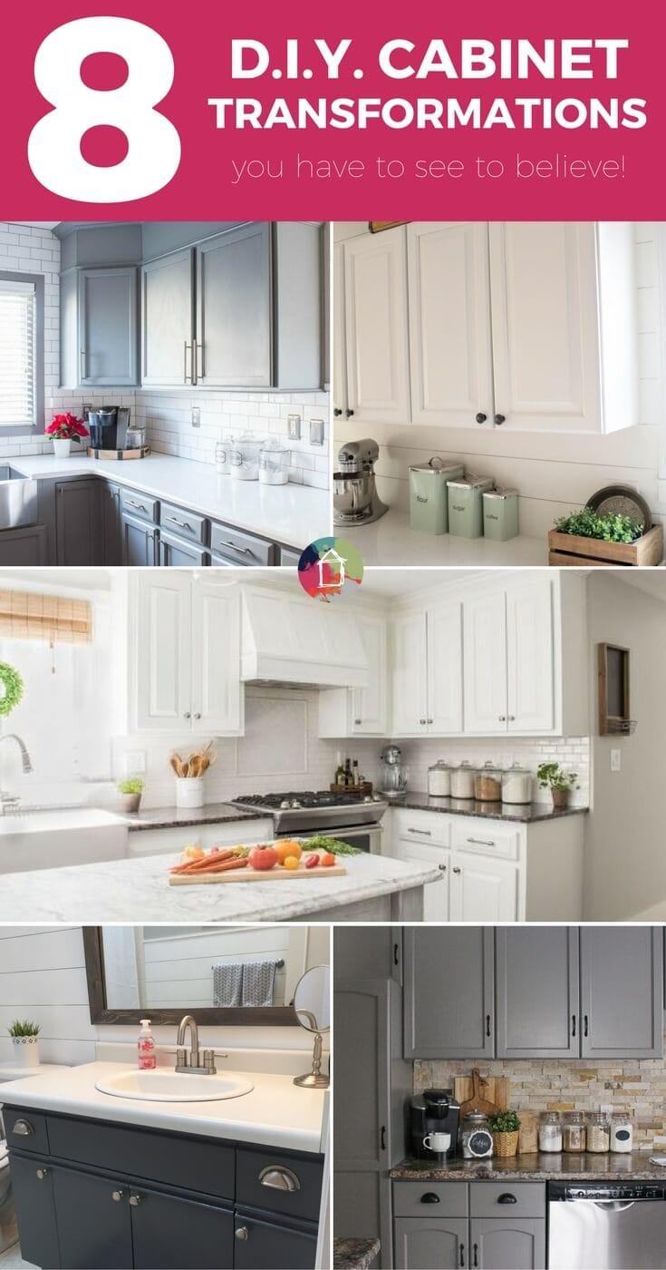 amazing and wonderful best paint kitchen cabinets   The BEST Paint for Kitchen Cabinets: 8 Cabinet ...