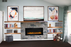 Fireplace Design for Our Master Bedroom