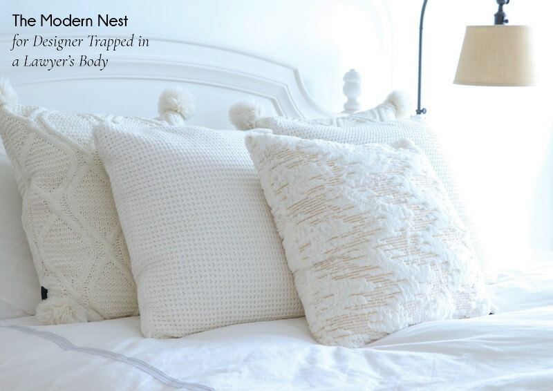 How To Dress A Bed 6 Easy Pillow Arrangements