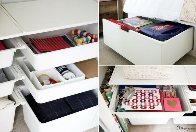 Bedroom Storage Ideas That Pack a Punch
