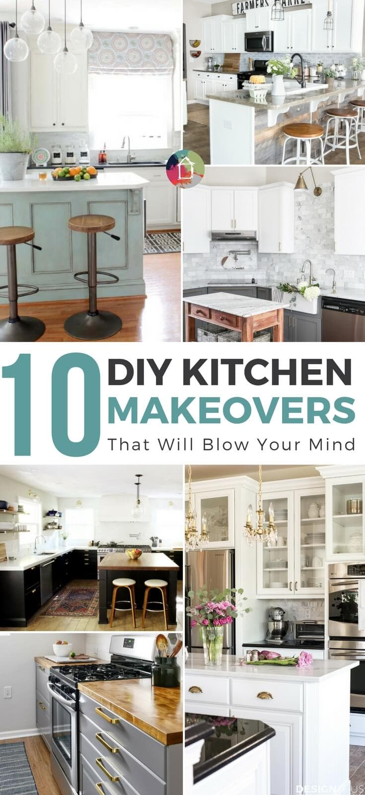 10 diy kitchen makeovers that will blow your mind designer trapped