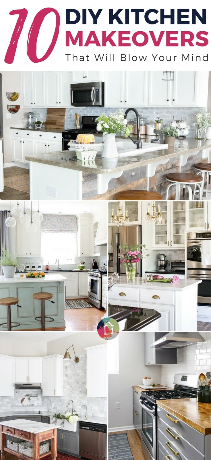 Looking For Diy Kitchen Makeover Ideas These 10 Amazing Renovations Will Your Mind And Have You Planning New