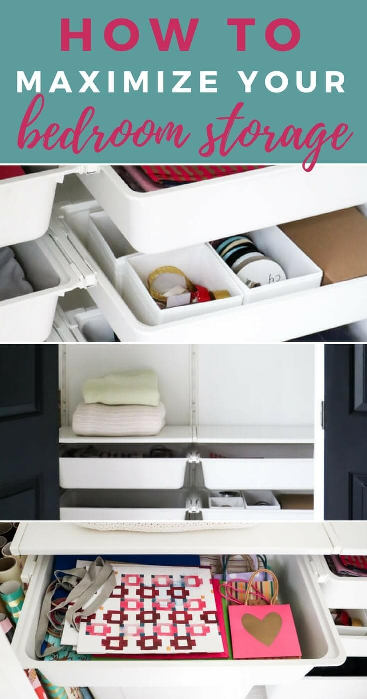 Bedroom Storage Ideas That Pack A Punch Designer Trapped In A Lawyer 39 S Body