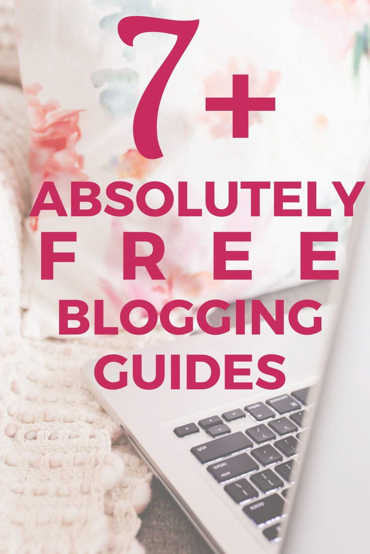 Looking for blogging tips to help you grow your blog and business? These are the best blogging guides I have found and they are absolutely free! If you want to know how to become a blogger (or a better blogger), start reading :)