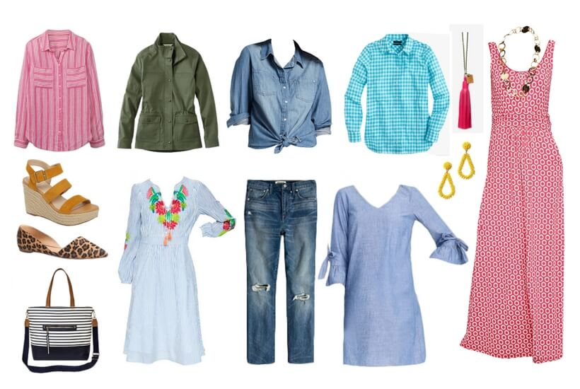 Looking to update a few key pieces in your closet for Spring 2018? Check out our picks for must have Spring clothes that are comfortable and stylish (perfect for busy women and moms).
