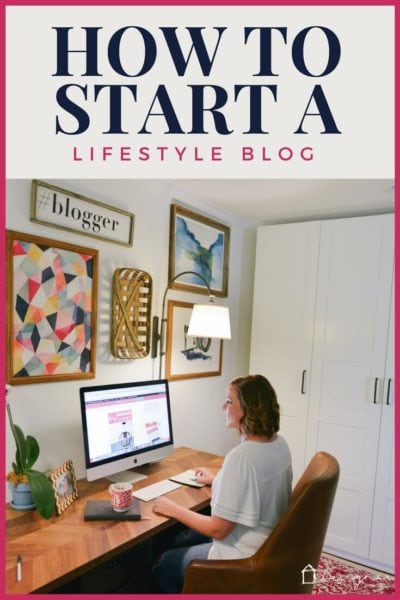 Learn how to start a lifestyle blog in about 20 minutes. This step-by-step guide is easy to follow, with clear instructions, plenty of pictures and answers to FAQs.