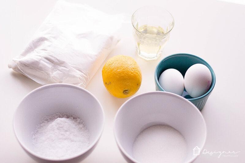 lemon cookie ingredients