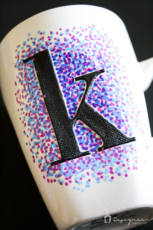 washable sharpie mug