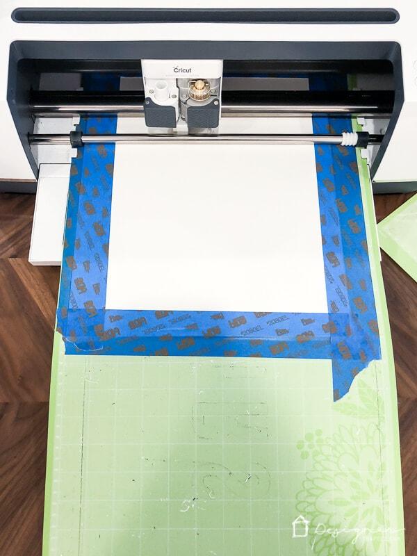 Cricut maker cutting mat board
