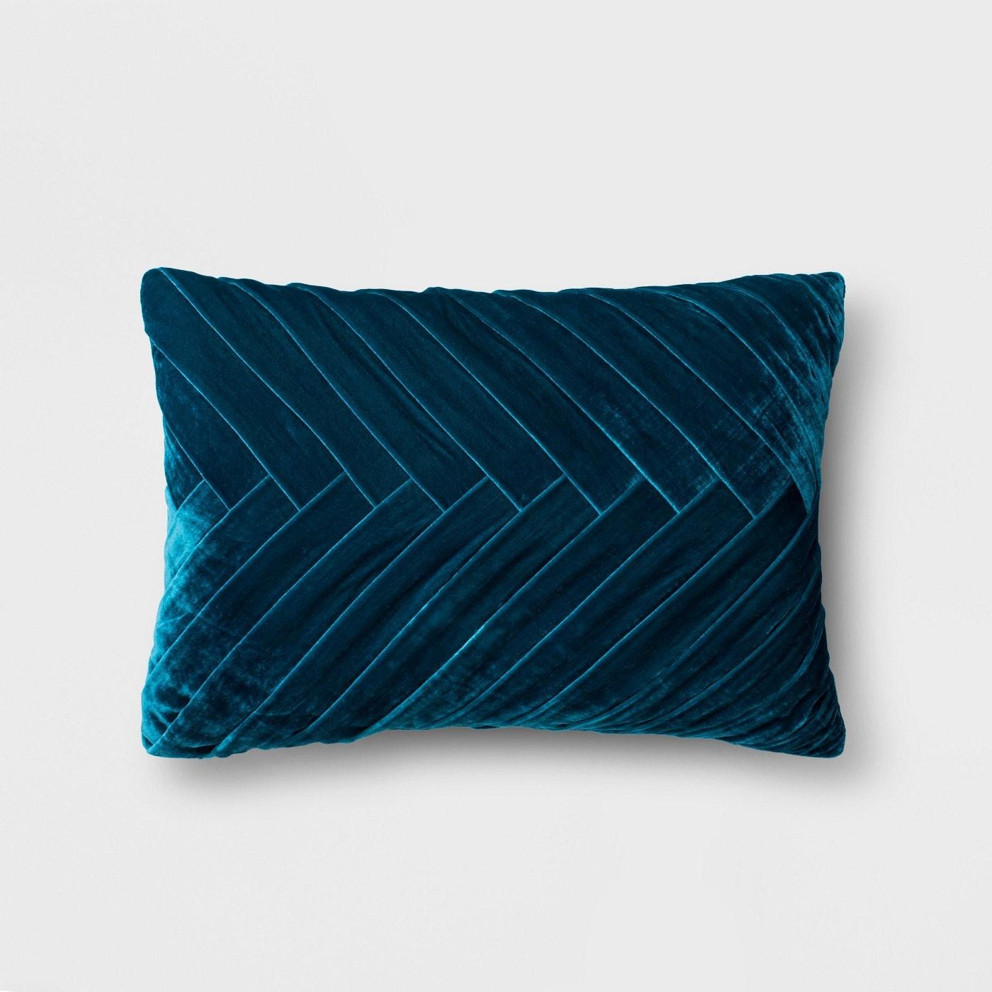Opalhouse velvet pillow