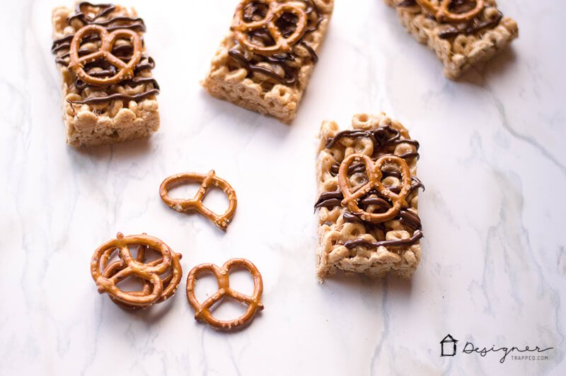 Easy and Delicious Cheerio Bars