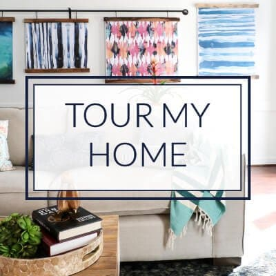 Marvelous Tour My Home Full Of DIY Home Decor Projects!