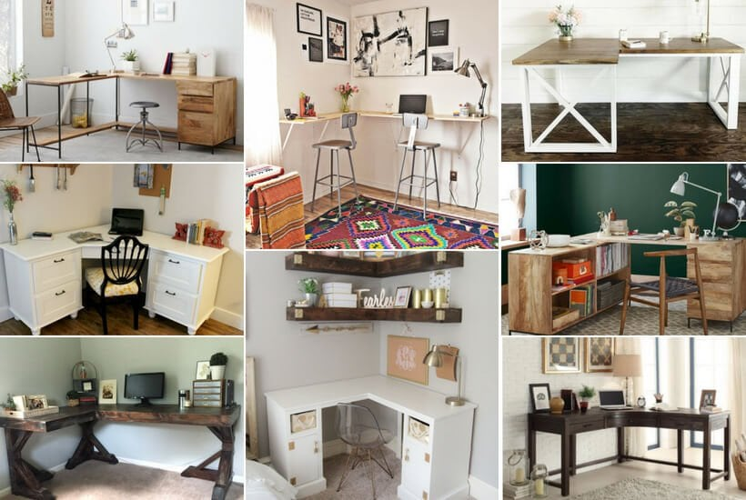 10 Corner Desks to DIY or Buy