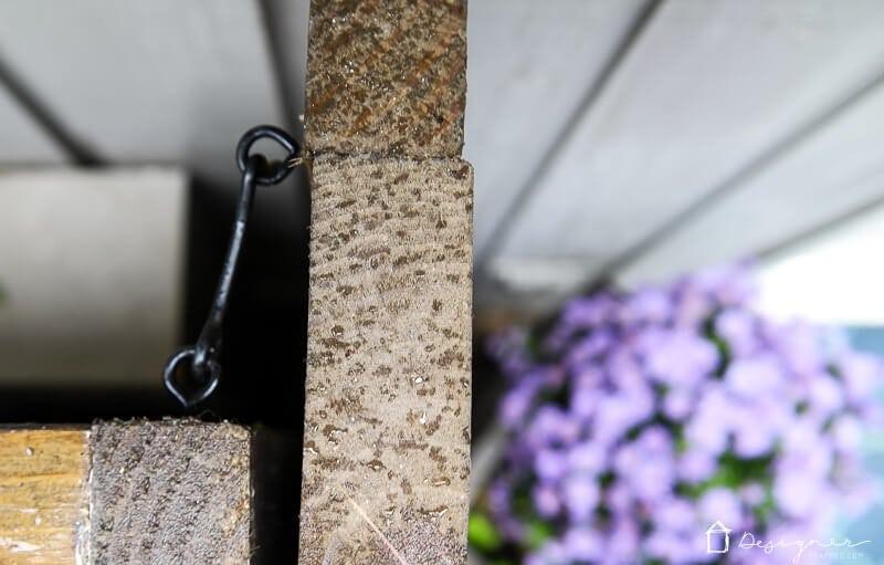 diy utility box cover hook and lack closure