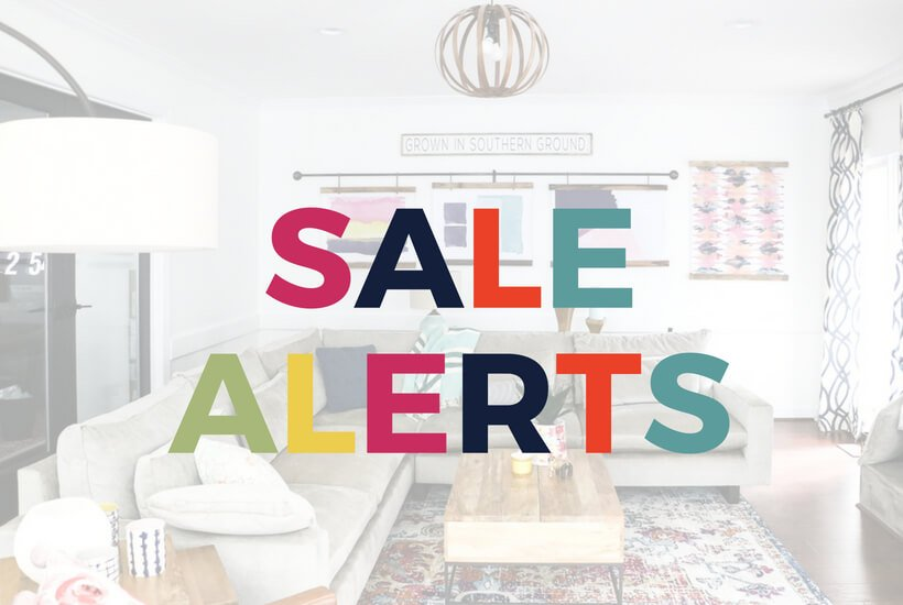 Labor Day Weekend Sales home and clothes