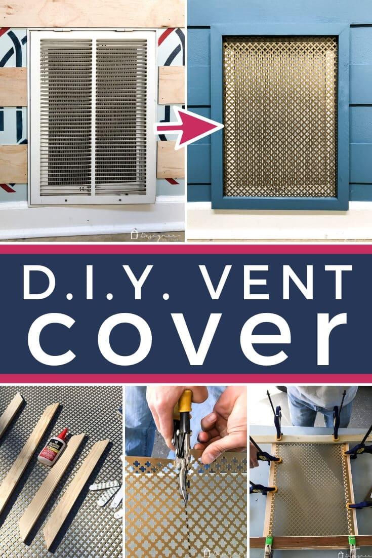 DIY vent cover