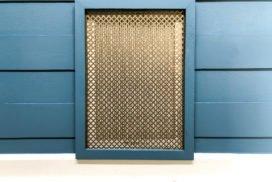 DIY air vent cover